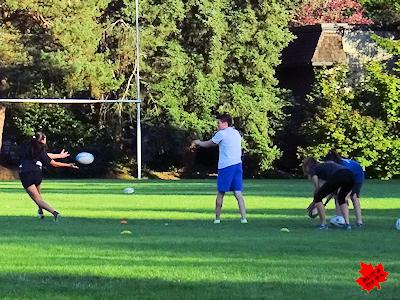 ラグビー クラブチーム 練習 02