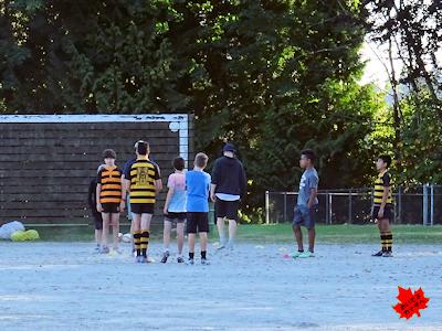 ラグビー クラブチーム 練習 06
