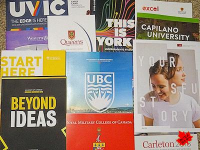 カナダ大学案内 01