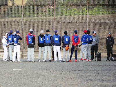 カナダ高校野球選考会02