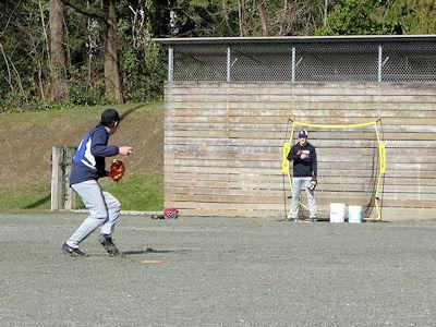 カナダ高校野球選考会03