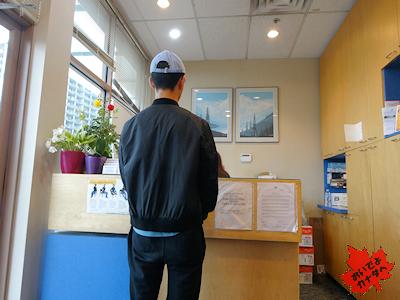 病院へ KM 01
