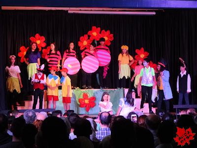 カナダの小学校 ミュージカル 02
