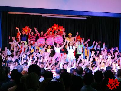 カナダの小学校 ミュージカル 03