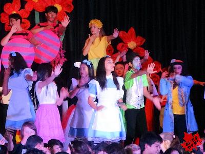 カナダの小学校 ミュージカル 06
