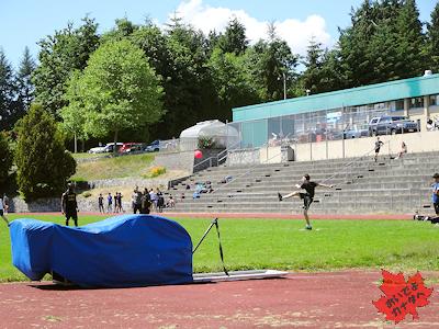 カナダの高校 体育 01