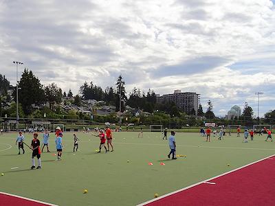 カナダの子供の夏休み スポーツキャンプ 01