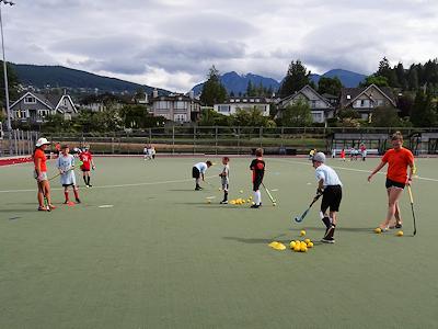 カナダの子供の夏休み スポーツキャンプ 02