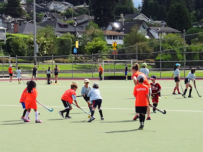 カナダの子供の夏休み スポーツキャンプ 05