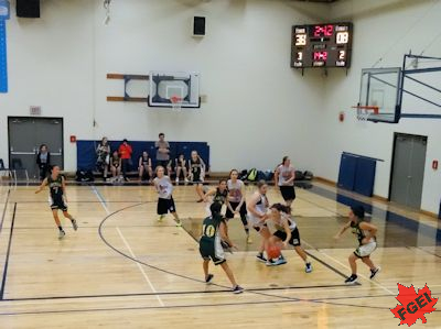 カナダの高校 女子バスケットボールシーズン始まる