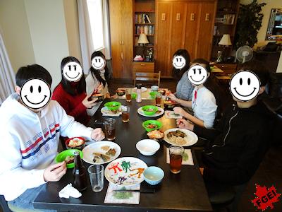 FGEIの留学生たち