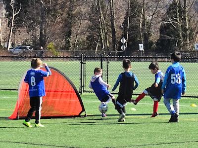 春休み 子供サッカーキャンプ 03