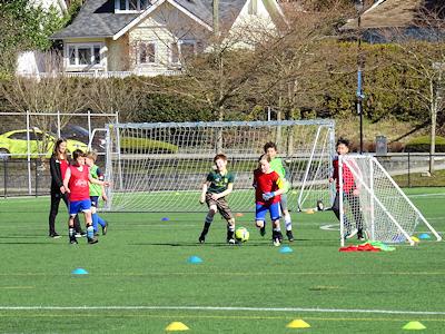 春休み 子供サッカーキャンプ 04