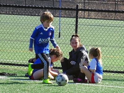 春休み 子供サッカーキャンプ 05