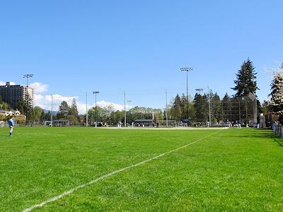 カナダの高校野球 01