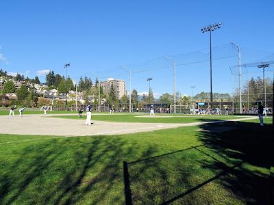 カナダの高校野球 02