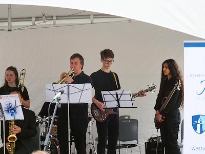 ライトハウス フェスティバル ジャズバンド
