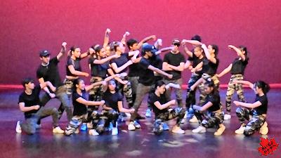 カナダの高校 最後のコンサート ダンス 03