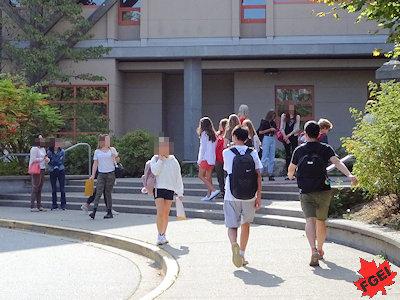 ロックリッジセカンダリースクール