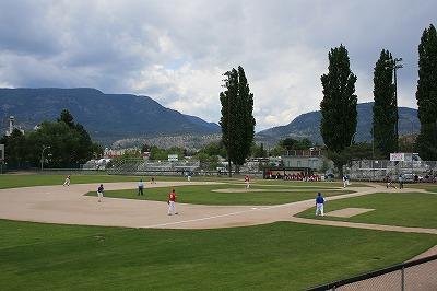 カナダの高校野球 トーナメント