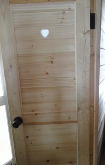 トイレのドア1