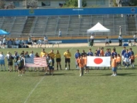 2004女子日本代表VS. California Storms