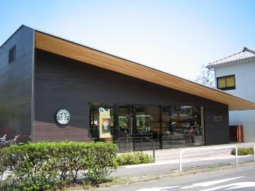 鎌倉スタバ
