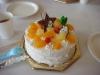 ケーキ完成品