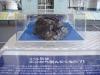 南極で採取した隕石。