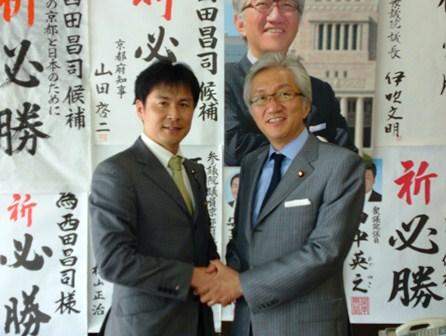 h2506:西田昌司参議院議員