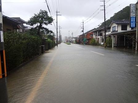 h250916:台風18号 001