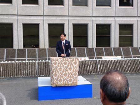 h260416:山田知事登庁式