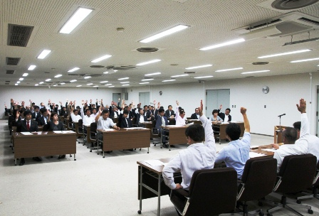 h2607:予算特別委員会 採決