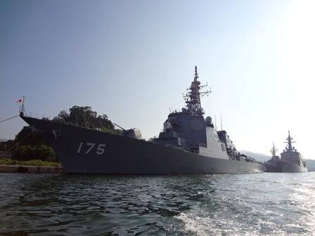 h260725:海上自衛隊展示訓練001