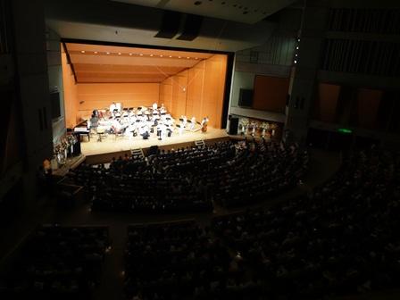 h260803:海上自衛隊コンサート