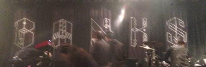 banksの来日公演、リキッドルーム公演に行ってきた