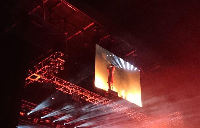 フジロック2015、最終日。一番すごかったのはFKA Twigs。これはライブを見なきゃだめだ。