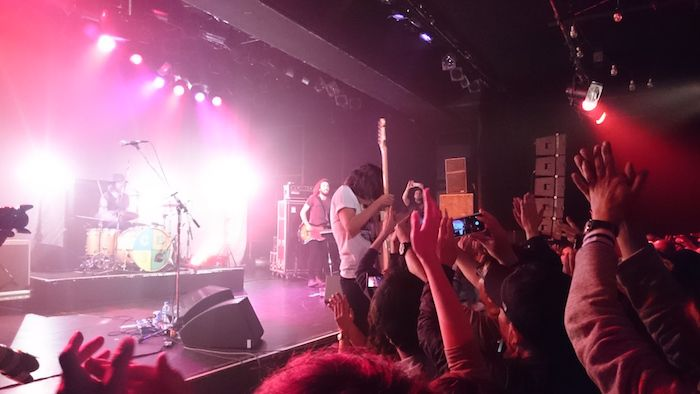 Courtney Barnett@恵比寿LIQUIDROOM