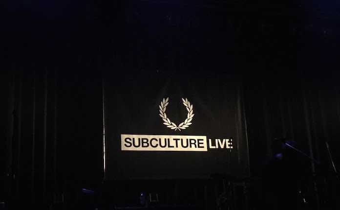 FRED PERRY(フレッド・ペリー)が主催するライブイベント、『FRED PERRY Presents SubcultureLive』に行ってきました