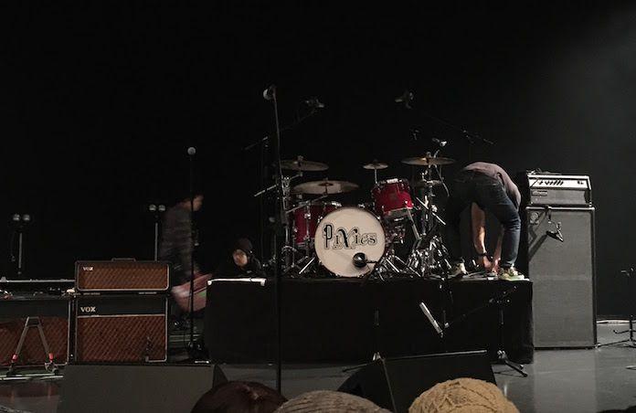 pixiesのドラム