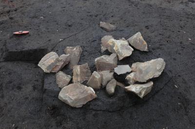 石器の材料