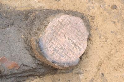 土器底面の網代圧痕