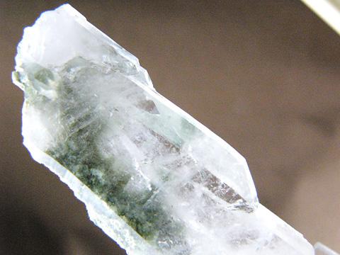 ガーデンみたいなワジリスタン産ファーデン水晶1