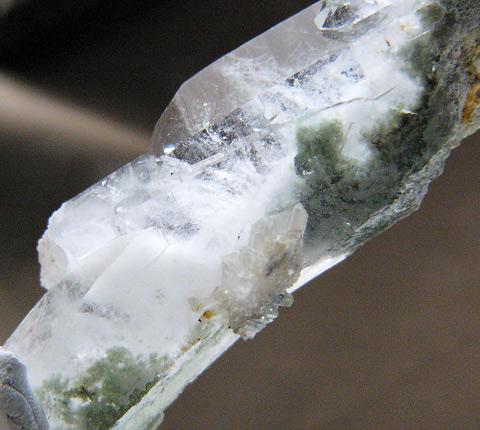 ガーデンみたいなワジリスタン産ファーデン水晶4