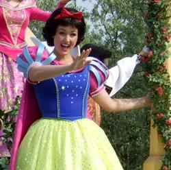 白雪姫 ドリパレ
