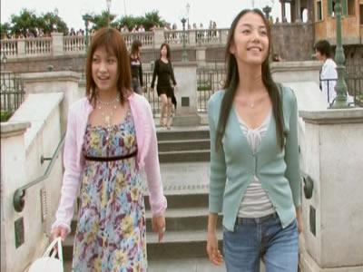 ディズニーシー5周年DVD 第2話「素晴らしき鼻血日和」