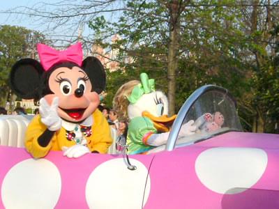 ロックアラウンドザマウス ミニー&デイジー