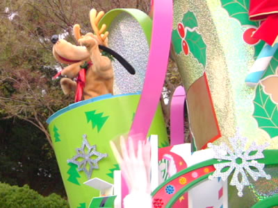 2004クリスマスファンタジー プルート