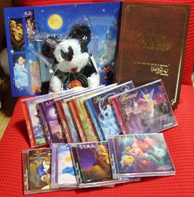 マジックオブドリームス CDセット
