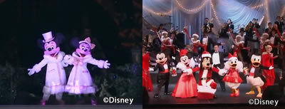 ディズニークリスマスダイジェストムービー